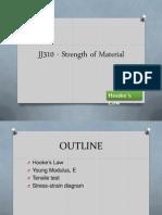 Strength of Material 1 - Hooke s Law Tensile Test Ed