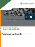 Social Media Around the World Dec 2010