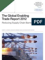Global Enabling Trade Report 2012