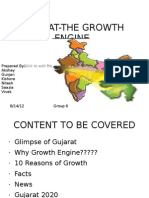 Gujarat-The Growth Engine New
