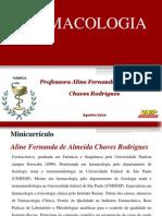 AULA 01 07_08 Farmacologia Conceitos