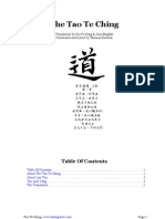 Tao Te Ching Illustrated