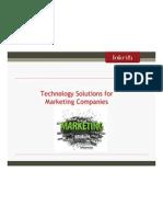 Inkriti Marketing Agency Presentation