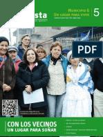 Revista del Municipio G - Número 5 - Agosto 2012