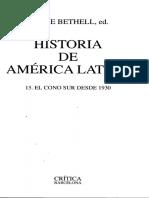 Torre, Juan Carlos y Liliana de Riz Argentina, (1946-c.1990)