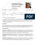 Agenda Fundamentos Matematicos 2012-1 Ae (1)