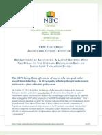 Nepc Policymemo Experts 8 12
