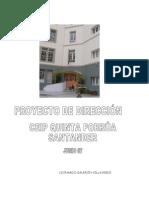 Proyecto Dirección Ceip QUINTA PORRÚA