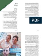 FORMAT ~~ A Lonely PDF File ~~ by Nimrod Kamer [Hebrew] ~~ 2012