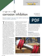 Improving Corrosion Inhibition