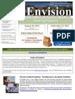 Envision Newsletter - Summer 2012