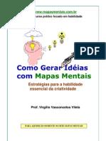 Virgílio Vasconcelos Vilela - Como Gerar Ideias Com Mapas Mentais