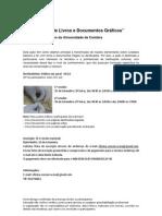 Workshop de Conservação Coimbra_folheto informativo