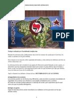formacion militante antifascista