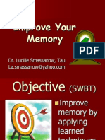 Improve Your Memory With Brain Ignition July 2012