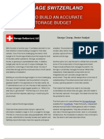 How to Build an Accurate Storage Budget TechTarget