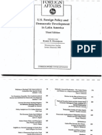 "Valenzuela-Alvarado, José-Enrico, ""National Security Issues & The Economic Embargo To Cuba, Analysis Of A Special Relationship"", Foreign Affairs, pp. 203-220 (Wash. Center) (1998)"