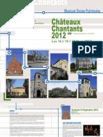 CHATEAUX CHANTANTS 2012, Tarn-et Garonne, Midi-Pyrenees France