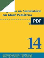 DGS_Urgências no Ambulatório_--idade pediatrica_i006633