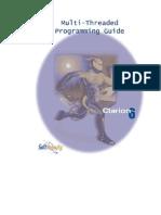 Multi Threaded Programming