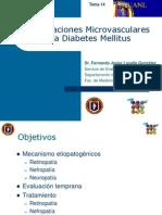 Tema 17 Complicaciones Cronicas Microvasculares