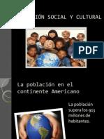 POBLACION DE AMÉRICA