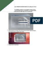 Instalacion de Windows Server 8 y Core