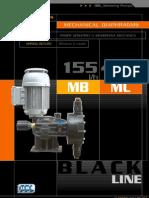 Catalogo Mb-mc Plus - Bomba dosificadora