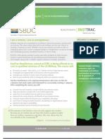 SD FastTrac Brochure