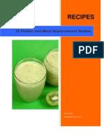Protein Shake Recipes[1]
