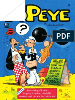 Popeye Classics #1 Preview