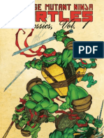 Teenage Mutant Ninja Turtles Classics Vol. 1 Preview