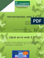 Qué es la web 2 powerpoint