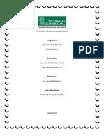Proyecto Final Informatica