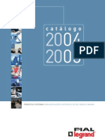 Catálogo PIAL LEGRAND