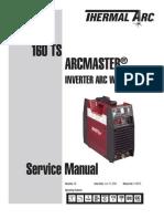 Arc Master 160 Carte Tehnica