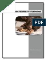 Doberman Pinscher Breed Standards
