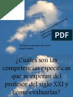 Competencias Del Profesor Del Siglo_XXI