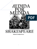 William Shakespeare - Medida Por Medida
