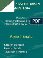 Komplikasi Tindakan Anestesia Revisi