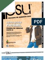Solucion Ensayo Oficial Ciencias Demre 2008 Parte IV.I