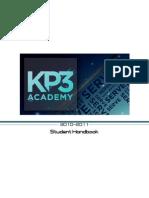 KP3 Student Handbook