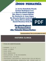 Caso Clinico Sesion 31 Julio