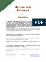 16 - Estrategia y Maximas Segun Liddell Hart   Esitsa Capacitacion