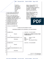 2009-01!13!3104 - R Brief Re Delaware Spoliation Ruling