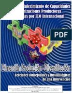 ASONOG Libro Produccion Diversificacion