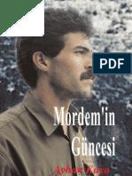 Mordem'in Güncesi-Ayhan Kaya