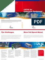 CATIA for Industrial Equipment