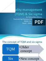TQM & Six Sigma | Six Sigma | Business Process