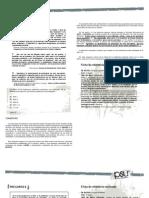 Solucion Ensayo Oficial Lenguaje Demre 2009 Parte II